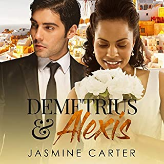 Demetrius And Alexis: BWWM Romance audiobook cover art