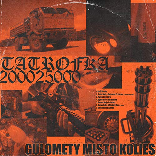 Gulomety Misto Kolies [Explicit]