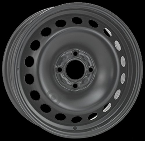 Alcar 8715–6,5x 15ET454x 100Stahlfelge