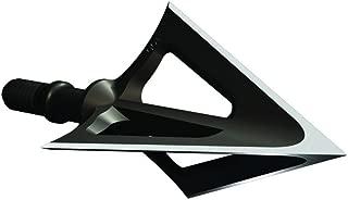 G5 Outdoors Montec 100 Grain Carbon Steel Premium Broadheads. Simple to Use, High Performance Broadhead.,3 Pack