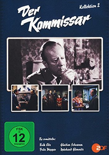 Der Kommissar: Kollektion 2 (Stackpak) (6 DVDs)