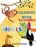 Animals Coloring Book For toddles: age 3_8
