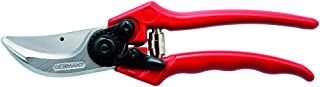 Berger Tools Berger Classic Bypass #1200 Pruning Shear, Red