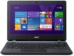 "Acer Aspire ES1-111M-C40S Laptop (Windows 8, Intel Celeron N2840 2.16 GHz, 11.6"" LED-lit Screen, Storage: 32 GB, RAM: 2 GB..."