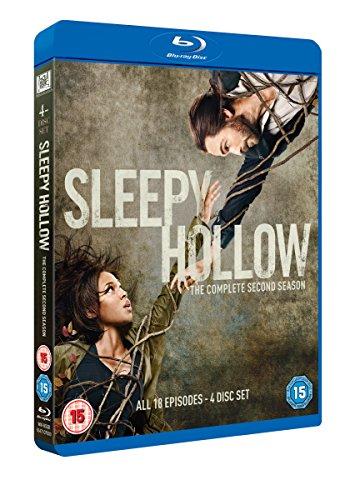 Sleepy Hollow: Season 2 [4 Blu-rays] [UK Import]
