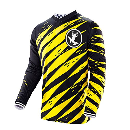 UGLY FROG Artikel Sport Cycling Element MX Jersey Enduro Cross Motorrad Motocross/MTB/Mountain Bike Wear Downhill Rundhals Shirt Herren Langarm Frühjahr Style