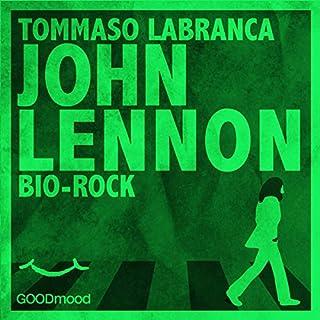 John Lennon. Bio Rock copertina
