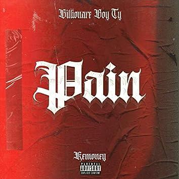 Pain (feat. Kemoney)