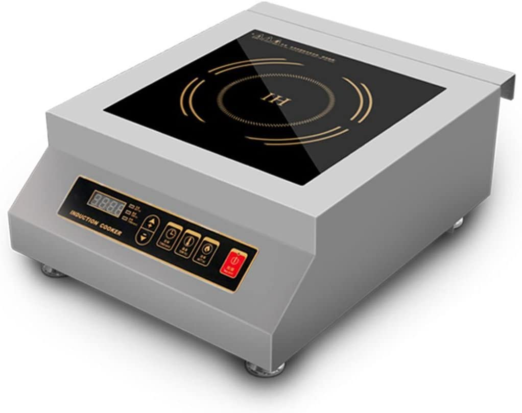 Amazon.com: 5000 Watt Countertop Commercial Induction Cooktop Burner,  Electric Magnetic Stove: Home & Kitchen