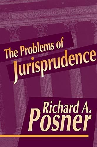 Problems of Jurisprudence