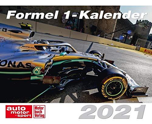 Formel 1-Kalender 2021