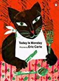 Today Is Monday by Eric Carle(1997-08-04) - Puffin Books - 01/01/1997
