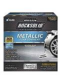 Rust-Oleum 286983 Metallic Floor Coating Kit-Silver Bullet