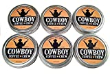 Cowboy Coffee Chew (Pack of 6) Quit Smoking