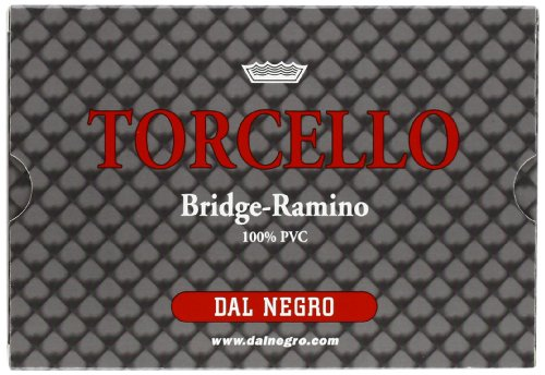 Dal Negro 24100 - Ramino Torcello Doppio, Carte da Gioco