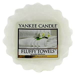 Yankee Candle Duft Tart FLUFFY TOWELS