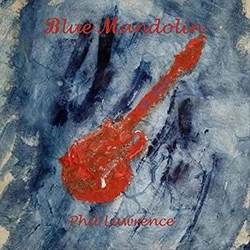Blue Mandolin