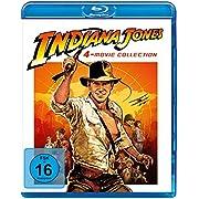 Indiana Jones – 4-Movie Collection [Blu-ray]