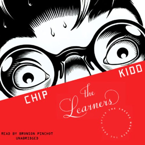 The Learners audiobook cover art