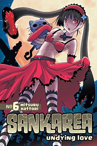 Sankarea Vol. 6 (English Edition)