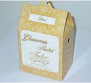 Tyler Candle Glamorous Sachet Set of 4 Boxes - Diva
