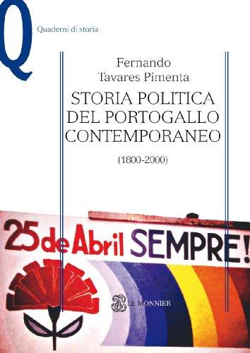 Storia politica del Portogallo contemporaneo (1800-2000)