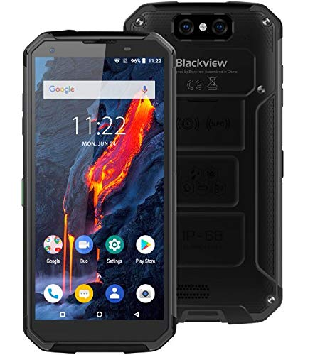 Blackview BV9500 Plus (2019) Smartphone Resistente IP68: Amazon.es: Electrónica