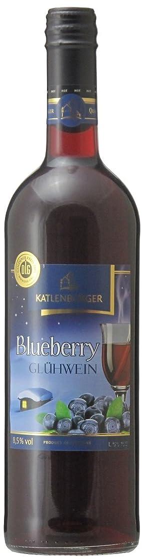 タイトルユーザーカートリッジドクターディムース/カトレンブルガー ブルーベリー グリューワイン (ホットワイン) [ 赤ワイン ミディアムボディ ドイツ 750ml ]