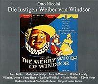 Nicolai: Merry Wives of Windsor / Mozart / Rossini / Cornelius / Puccini / Schumann by Wilhelm Strienz (2006-10-24)