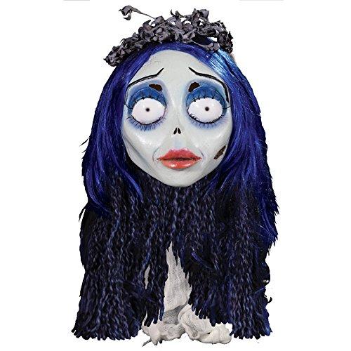 Générique–mahal713–Máscara látex Adulto Emily–Corpse...