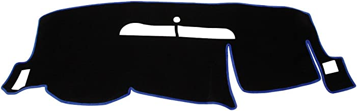 Hex Autoparts Dash Cover Mat Dashboard Pad Replacement...