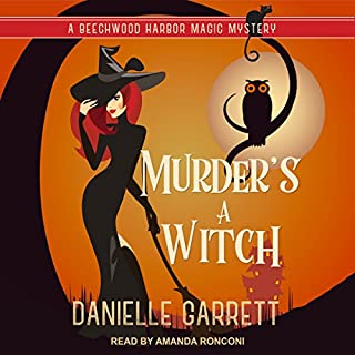 Murder's a Witch cover art