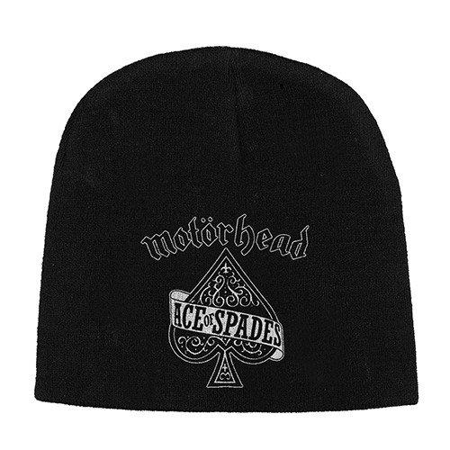 MOTORHEAD ACE OF SPADES Mütze/ beanie hat/ wooly hat