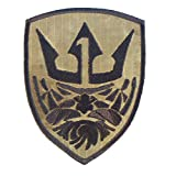 2AFTER1 MOH King Neptune Medal of Honor A-TACS AU Tactical Morale Sew Iron on Patch