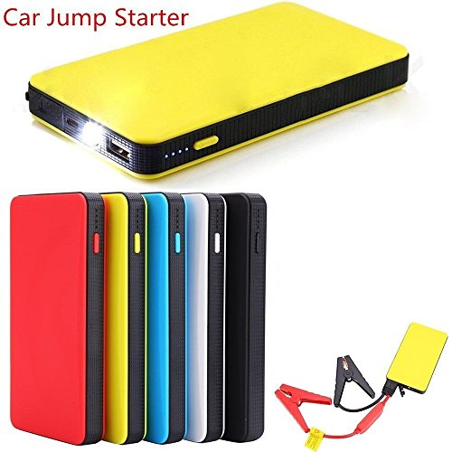 Buy Discount iMeshbean Car Jump Starter - 20000mAh, 12V Auto Battery Jumper, Booster (up to 5.0l Gas...