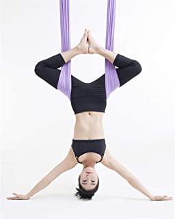 WDMSN Yoga Pilates Aérea Fitness Antigravedad Hamaca Tela ...
