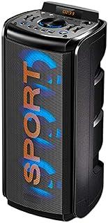 Sansai Bluetooth/Wireless 300W Karaoke/Party Speaker w/FM Radio/AUX/USB/TF Card