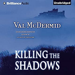 Killing the Shadows audiobook cover art
