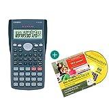 Casio FX-82MS + CD de aprendizaje CALCUSO (en alemán)