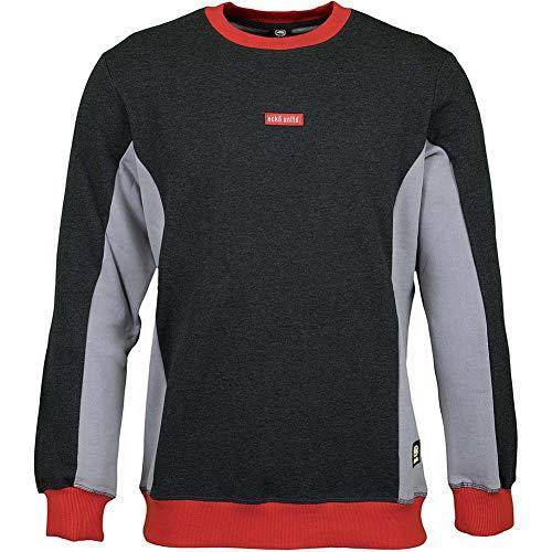 Ecko Unltd Sweatshirt Second Avenue schwarz M