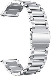 Roestvrijstalen horlogeband Metalen armband voor -Garmin venu SQ Smart Bracelet