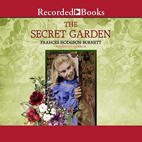 The Secret Garden audiobook cover art
