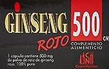 GINSENG ROJO 500 mg 50 Caps