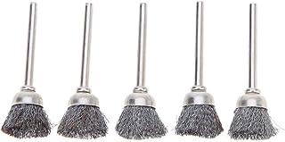 Osborn 00075707SP 75707Sp Mini Abrasive Cup Brush 9//16 9//16