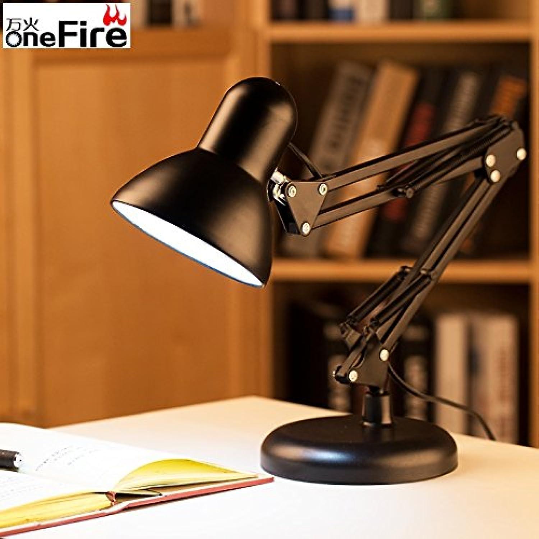 Vintage American Office der lange Arm Lampe schlafzimmer einrichtung Kopfteil clip Leuchte Lampe LED Eye student