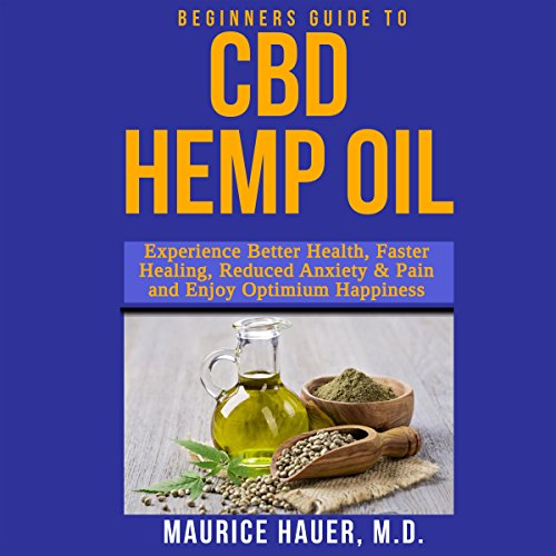 Beginners Guide to CBD Hemp Oil Titelbild