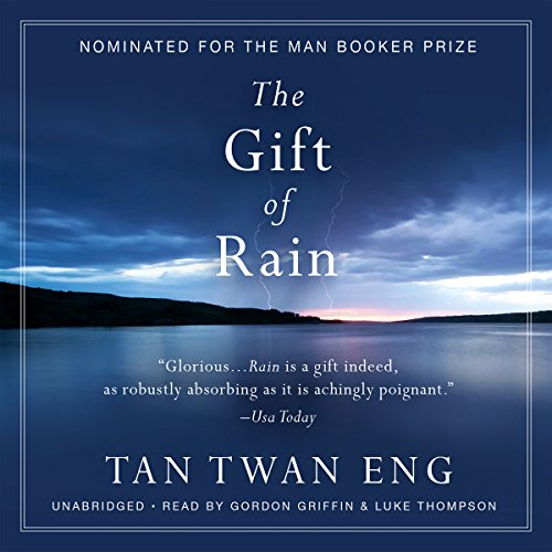 The Gift of Rain audiobook cover art