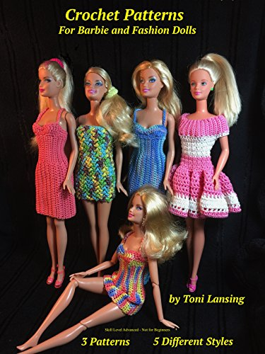 Crochet Patterns for Barbie and Fashion Dolls (English Edition)