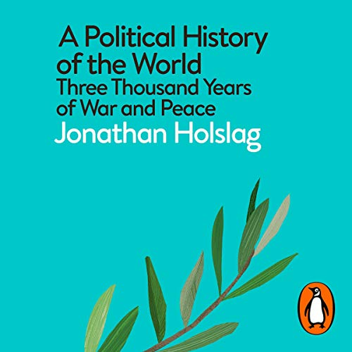 Couverture de A Political History of the World