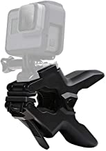 ParaPace Jaws Flex Clamp Mount with Adjustable Clip Universal Mount Interface for Gopro Hero 8/7/6/5s/5/4s/4/3+ DJI SJCAM Action Cameras Accessories